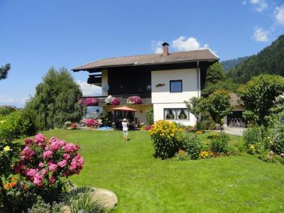 Outside view Location Flat 59295 Millstatt