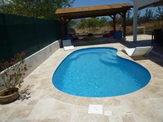 Swimming pool Location Villa 59508 La Saline les Bains