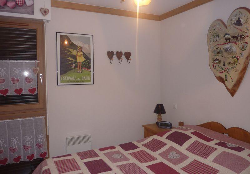 bedroom 1 Location Apartment 59536 Saint Gervais Mont-Blanc
