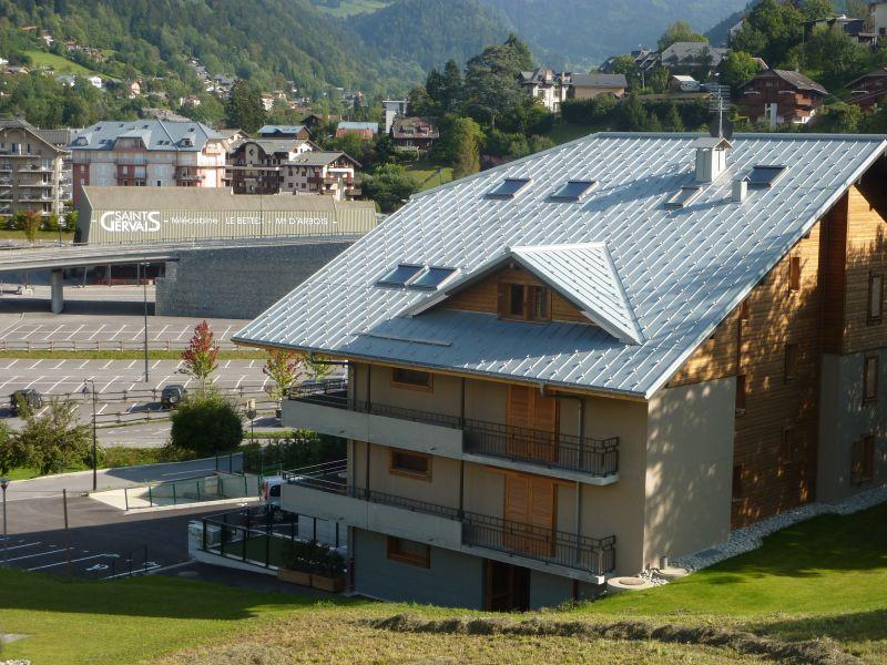 Surroundings Location Apartment 59536 Saint Gervais Mont-Blanc