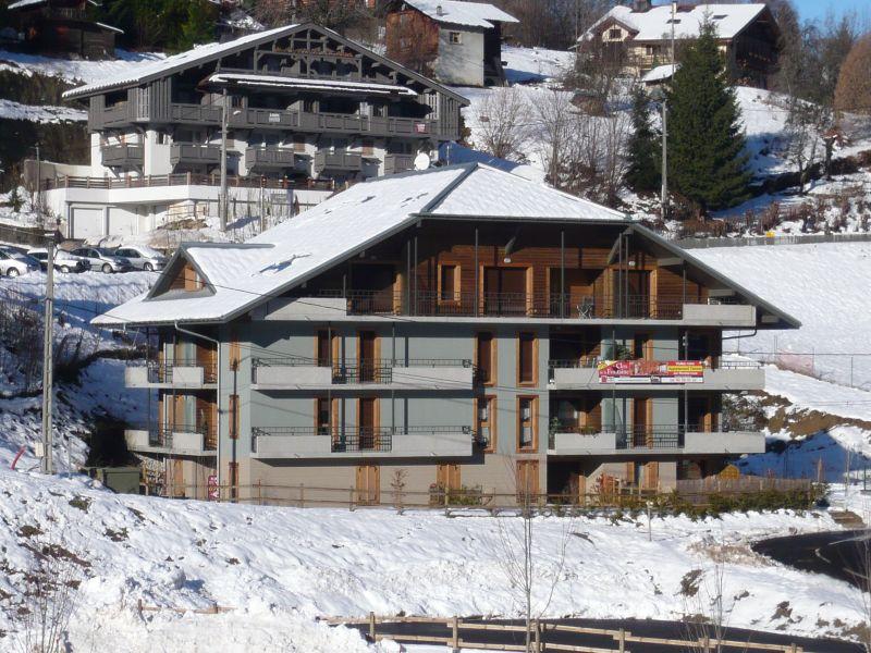 Outside view Location Apartment 59536 Saint Gervais Mont-Blanc