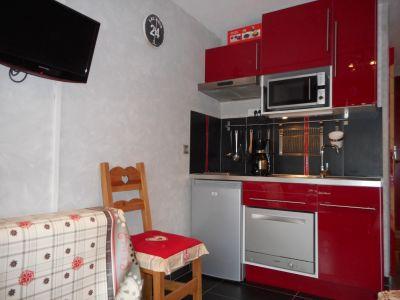 Kitchenette Location Studio apartment 59631 Les Menuires