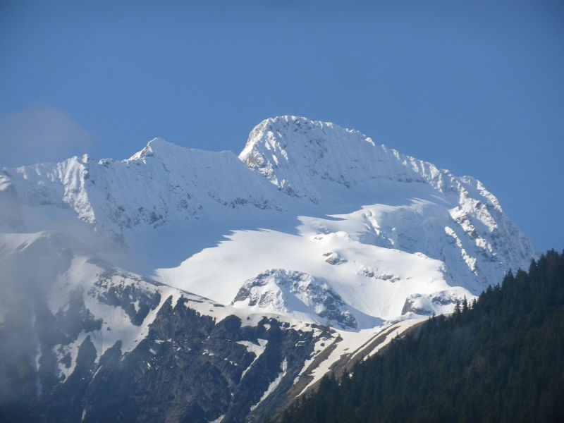 View from the property Location Apartment 59663 Les 2 Alpes