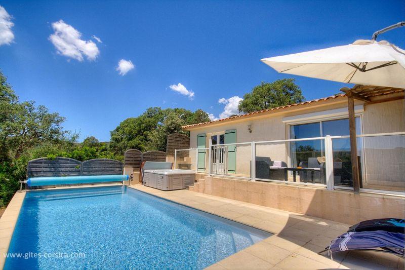Swimming pool Location Villa 59939 Porto Vecchio