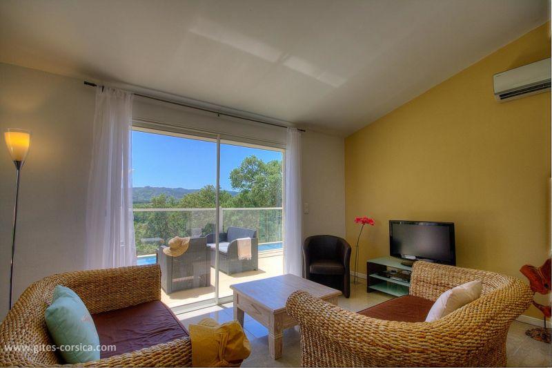 Sitting room Location Villa 59939 Porto Vecchio