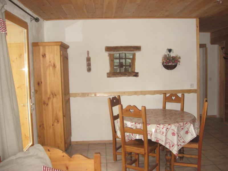 Dining room Location Apartment 60120 Montgenevre