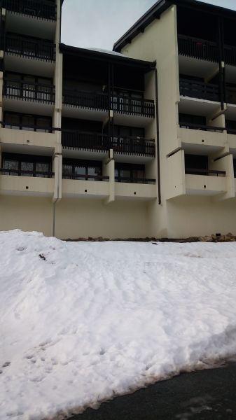 Outside view Location Studio apartment 60427 Les Carroz d'Araches
