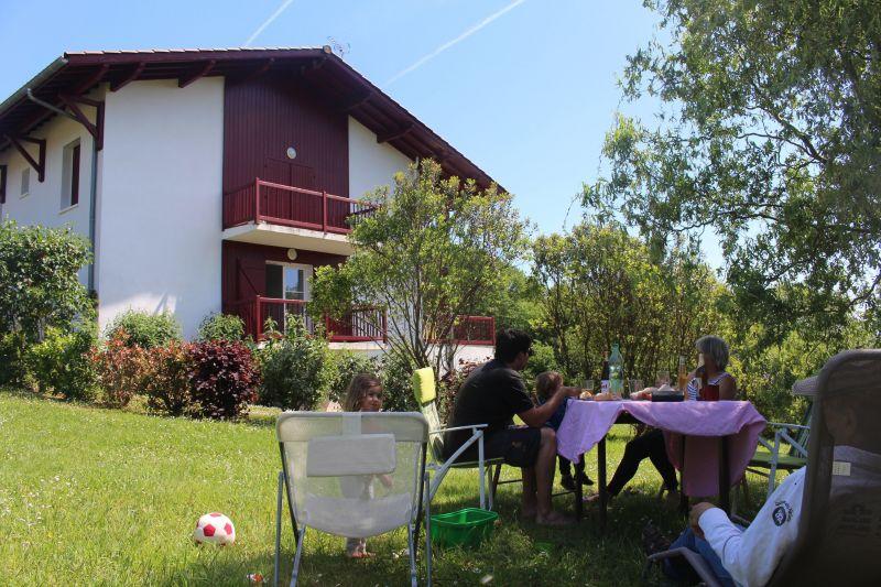 Garden Location Apartment 60603 Cambo les Bains