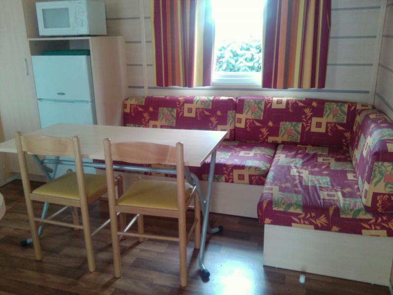 Sitting room Location Mobile home 60835 Saint Jean de Monts