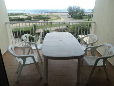 View from the balcony Location Flat 6106 Palavas-les-Flots