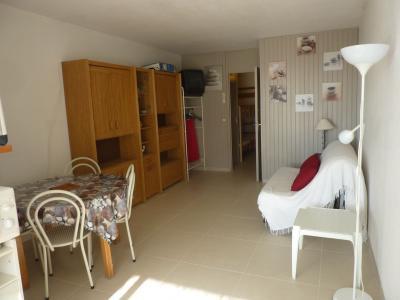 Living Room Location One-room studio flat 6111 Palavas-les-Flots