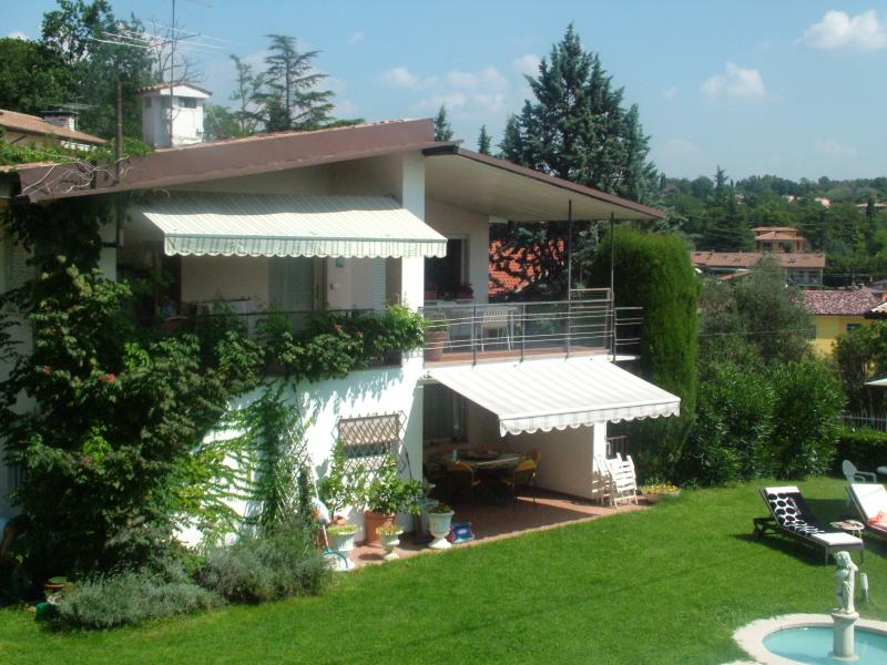 View from the property Location Villa 61113 Garda