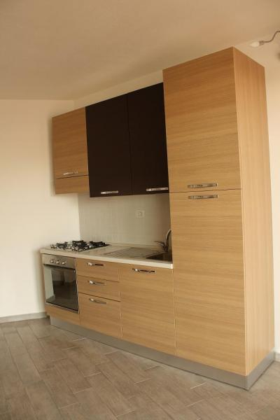 Kitchenette Location Apartment 61212 Isola Rossa