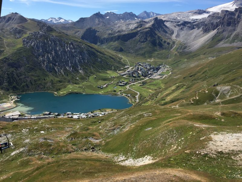 Location Studio apartment 61425 Tignes