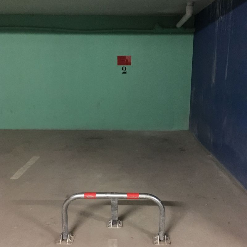 Parking Location Studio apartment 61425 Tignes