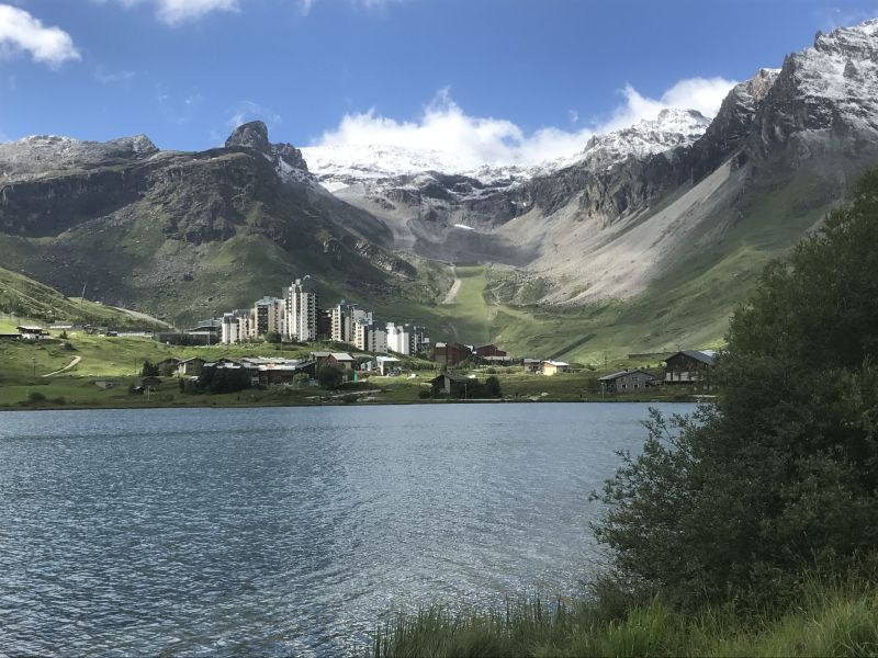 Surroundings Location Studio apartment 61425 Tignes