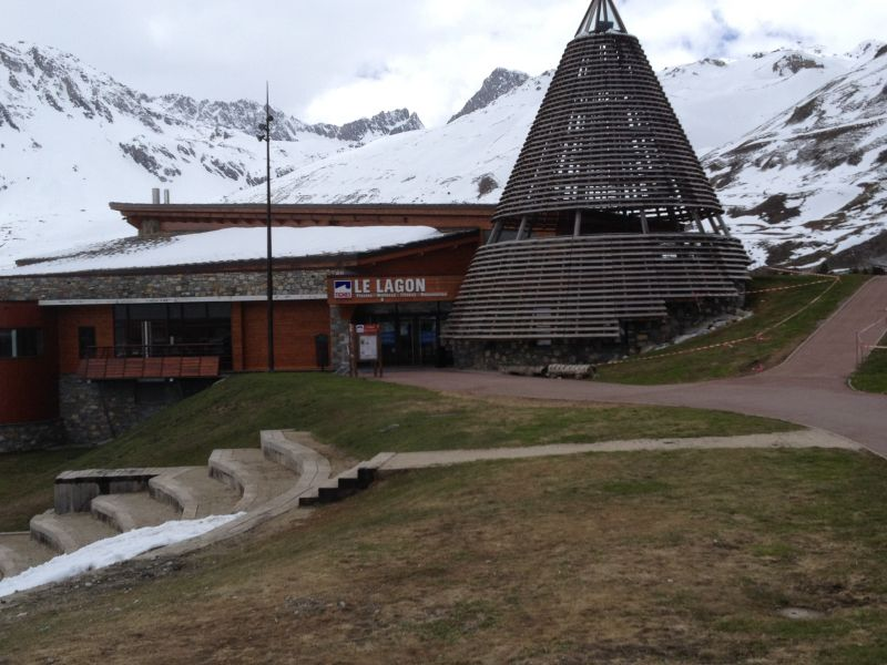 Swimming pool Location Studio apartment 61425 Tignes