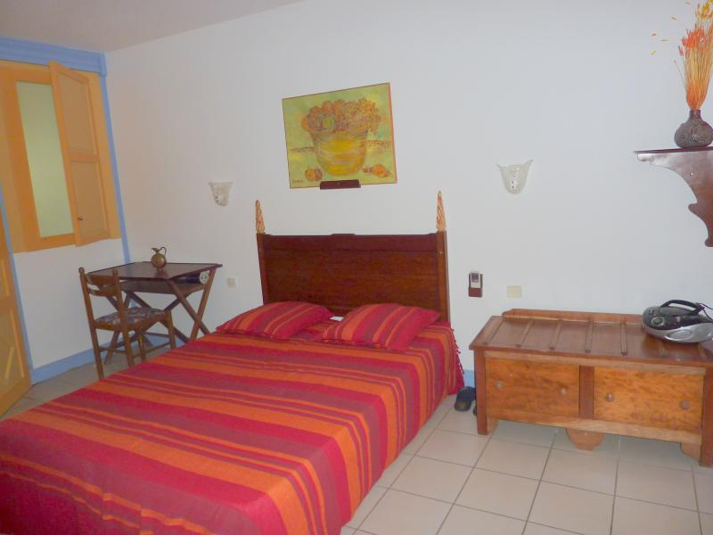 bedroom Location Studio apartment 61497 Sainte Anne (Martinique)