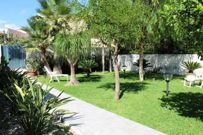 Garden Location Apartment 62144 Avola