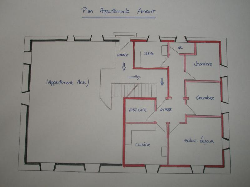 Property map Location Apartment 62238 La Bresse Hohneck