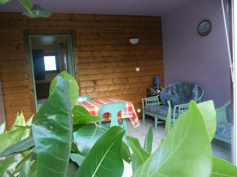 Outside view Location Self-catering property 62646 Sainte Rose