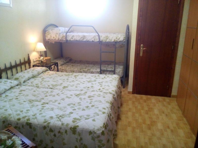 bedroom 3 Location Villa 63018 L'ampolla