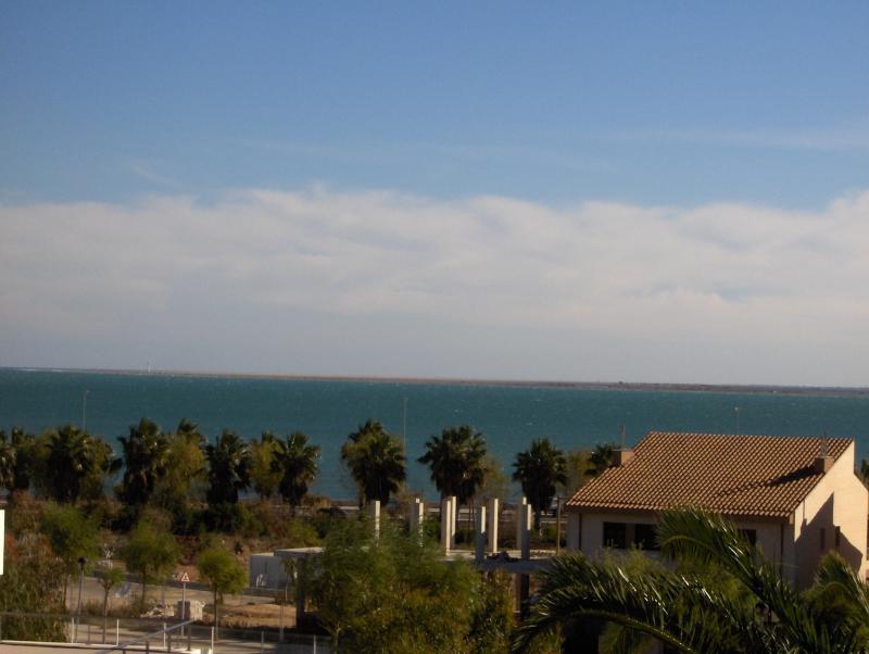 View from terrace Location Villa 63018 L'ampolla