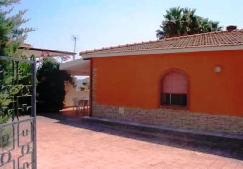 Parking Location Apartment 63092 Avola