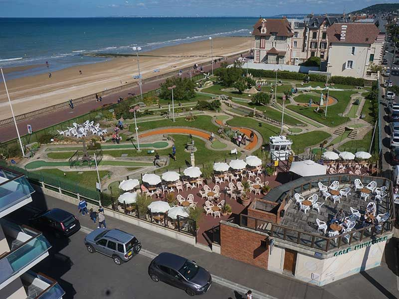 Surroundings Location Apartment 63247 Cabourg