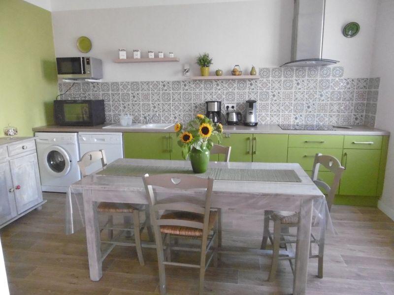 Sep. kitchen Location House 6366 Bidart