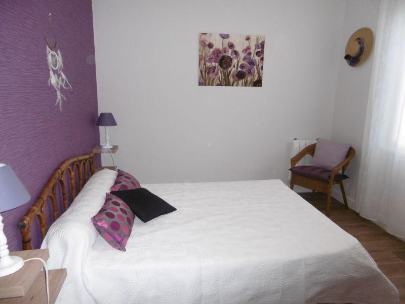 bedroom 2 Location House 6366 Bidart