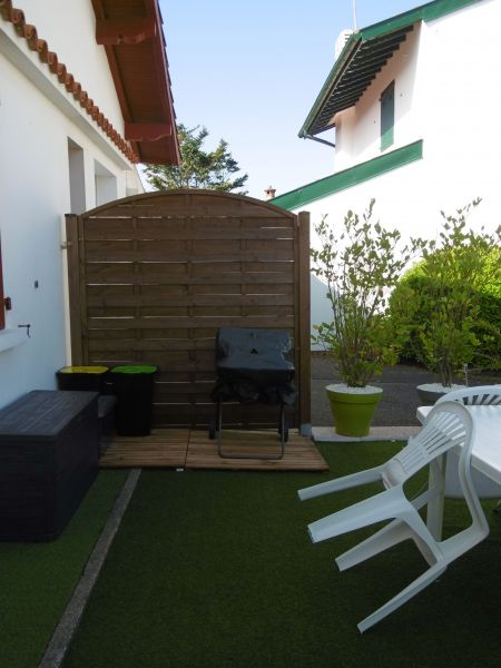 Terrace Location House 6366 Bidart