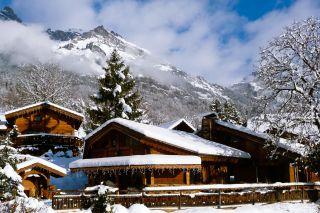 Outside view Location Chalet 651 Chamonix Mont-Blanc