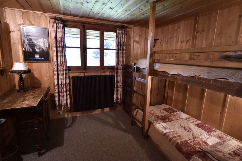 bedroom 5 Location Chalet 706 Chamonix Mont-Blanc