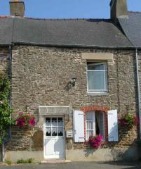 Outside view Location House 7563 Saint Malo