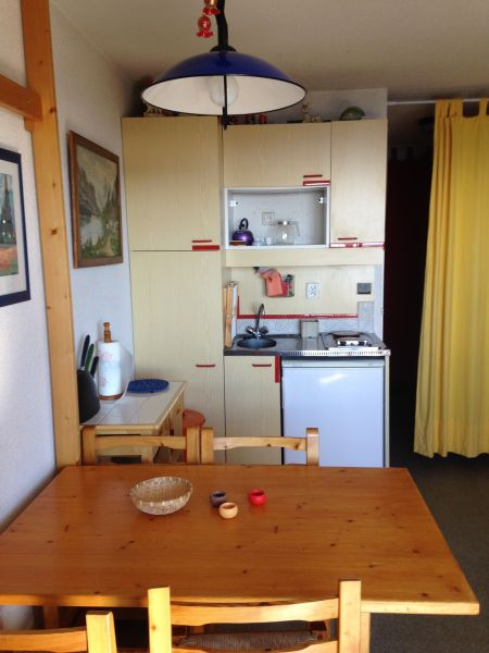 Living room Location Studio apartment 763 Chamrousse