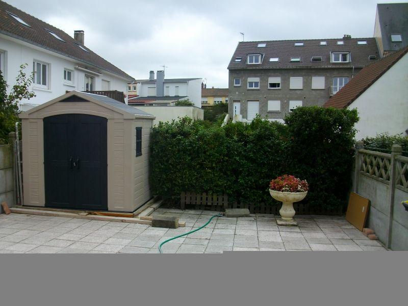 Courtyard Location Apartment 7752 Le Touquet