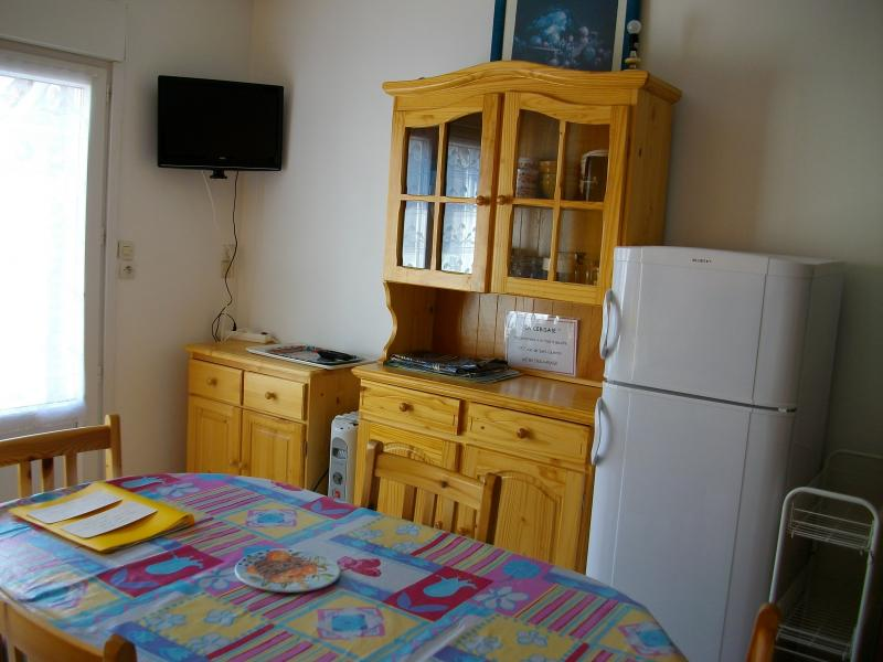 Living room Location Apartment 7752 Le Touquet