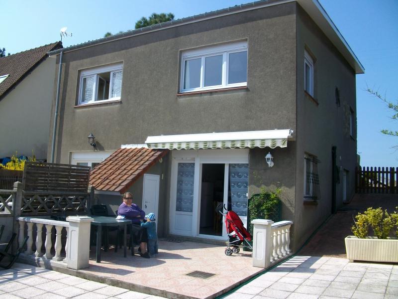 Outside view Location Apartment 7752 Le Touquet