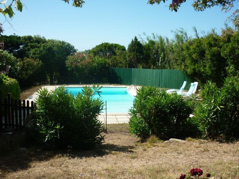 Swimming pool Location Apartment 7894 Bonifacio