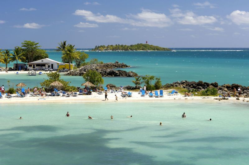 Location Studio apartment 8007 Gosier (Guadeloupe)