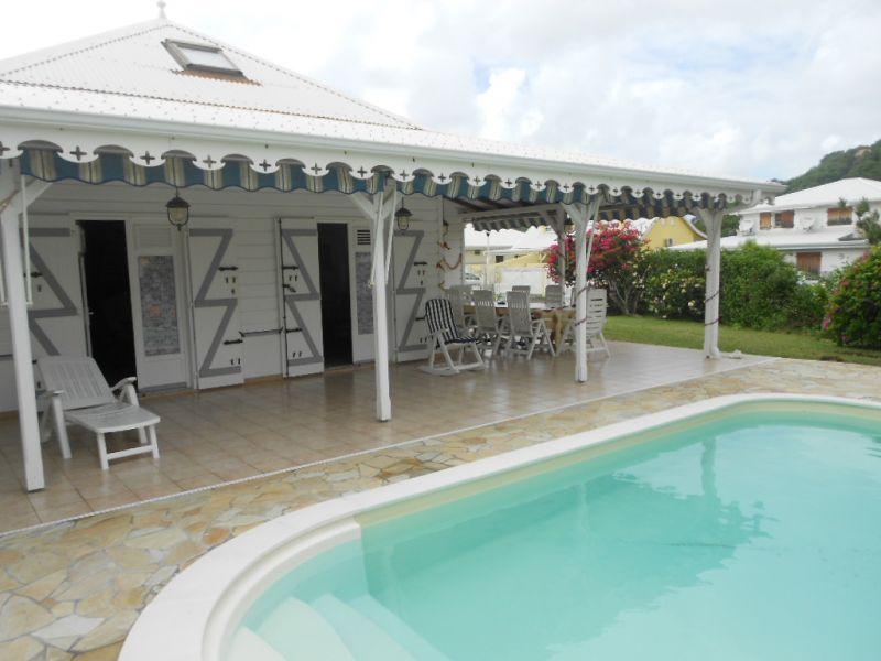 Swimming pool Location Villa 8123 Sainte Anne (Martinique)