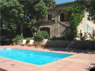 Outside view Location Villa 8416 Cassis