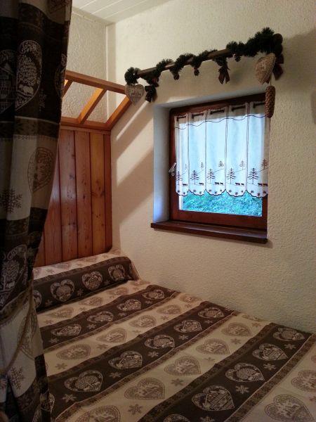 bedroom 1 Location Apartment 843 La Clusaz