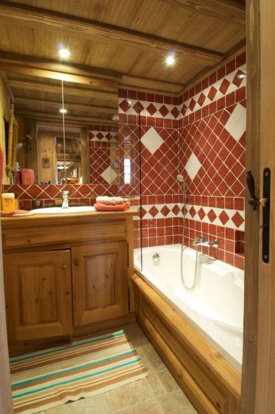bathroom 2 Location Chalet 912 Combloux