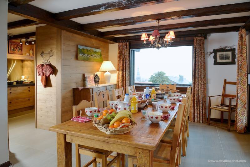 Living room Location Chalet 912 Combloux