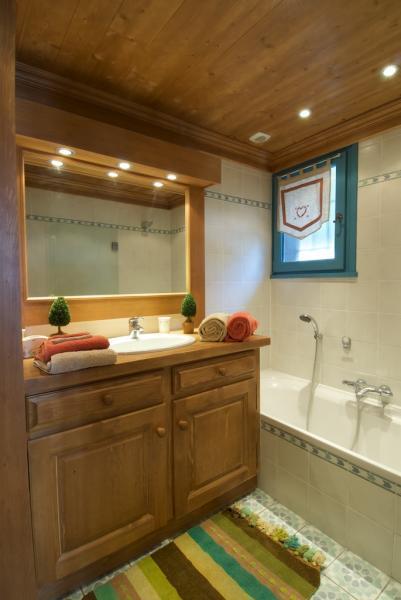 bathroom 1 Location Chalet 912 Combloux