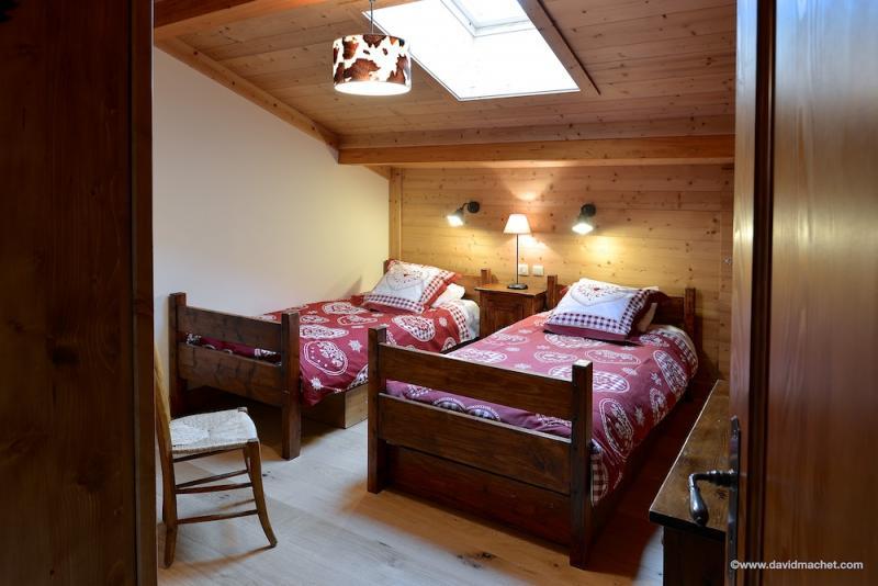 bedroom 2 Location Chalet 912 Combloux