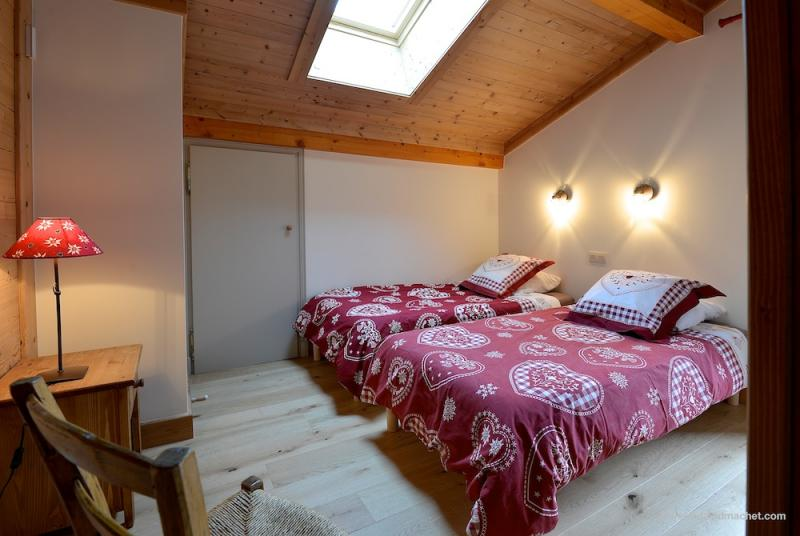 bedroom 3 Location Chalet 912 Combloux