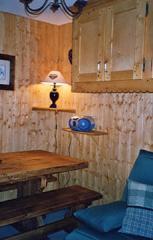 Dining room Location Flat 927 Les Contamines Montjoie
